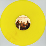 Major Lazer - Lean On Yellow Vinyl Edition