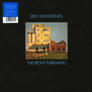 Eero Koivistoinen - The Front Is Breaking Blue Vinyl Edition