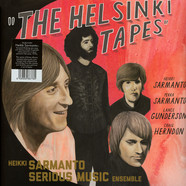 Heikki Sarmanto Serious Music Ensemble - The Helsinki Tapes Volume 1 Black Vinyl Edition