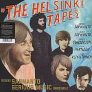 Heikki Sarmanto Serious Music Ensemble - The Helsinki Tapes Volume 3 Blue Vinyl Edition