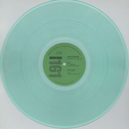 Kerri Chandler - The Thing For Linda 2010 Coke Bottle Clear Vinyl Edition