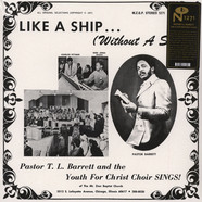 Pastor T.L. Barrett And The Youth For Christ Choir - Like A Ship ... (Without A Sail)