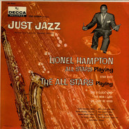 Lionel Hampton All Stars And The All Stars - Gene Norman Presents