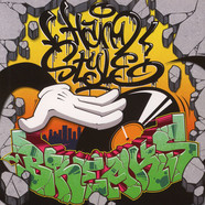 DJ Ritch & DJ Absurd - Mini Hand Style Breaks Volume 1 Orange Vinyl Edition