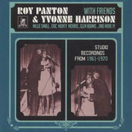 Roy Panton & Yvonne Harrison and Friends - Studio Recordings 1961-1970