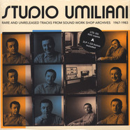 Piero Umiliani - Studio Umiliani - Rare and unreleased tracks from Sound Work Shop Archives 1967 - 1983