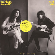 Courtney Barnett & Kurt Vile - Lotta Sea Lice Black Vinyl Edition