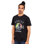 Bob Marley - Rebel Music Seal T-Shirt