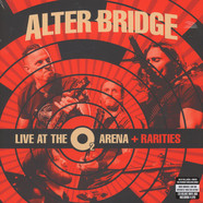 Alter Bridge - Live at the O2 Arena & Rarities Box White Vinyl Edition