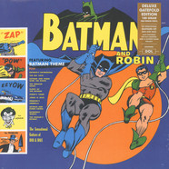Sun Ra Arkestra & Blues Project - Batman & Robin Gatefold Sleeve Edition