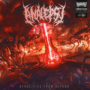 Analepsy - Actrocities From Beyond Black Vinyl Edition