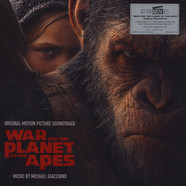 Michael Giacchino - OST War For The Planet Of The Apes Red Vinyl Edition