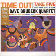 Dave Brubeck Quartet - Time Out Gatefold Sleeve Edition