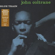 John Coltrane - Blue Train Gatefold Sleeve Edition