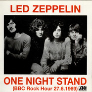 Led Zeppelin - One Night Stand (BBC Rock Hour 27.6.1969)