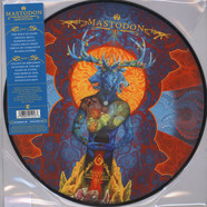 Mastodon - Blood Mountain Picture Disc Edition