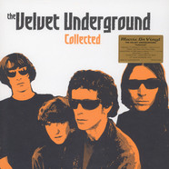 Velvet Underground, The - Collected Banana Peel Vinyl Edition