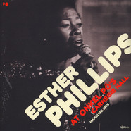 Esther Phillips - At Onkel Pö's Carnegie Hall / Hamburg '78