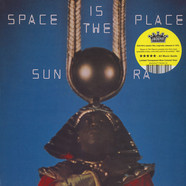 Sun Ra - Space Is The Place Colored Vinyl Edition