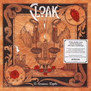 Cloak - To Venemous Depths White Vinyl Edition