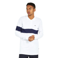 Cleptomanicx - Block Stripe Polo
