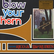 Rico & The Rudies - Blow Your Horn Orange Vinyl Edition