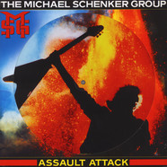 Michael Schenker Group, The - Assault Attack Picture Disc Edition