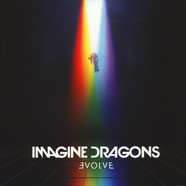 Imagine Dragons - Evolve Clear Vinyl Edition
