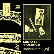 Minimal Violence - Live At The Pickle Factory