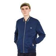 Fred Perry - Bomber Neck Sweat