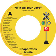 Cooperettes, The / Toppiks - Win All Your Love