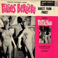 Folies Bergère With Patachou With Georges Ulmer Orchestra Conducted By Jo Basile - Folies Bergère Direct From Paris!
