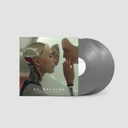 Geoff Barrow & Ben Salisbury - OST Ex Machina Silver Vinyl Edition