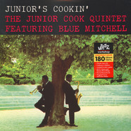 Junior Cook Quintet, The - Junior'S Cookin' Feat. Blue Mitchell