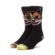 HUF x Felix The Cat - Felix Hypnotize Crew Socks