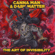 Canna Man & Dark Matter - Art Of Invisibility