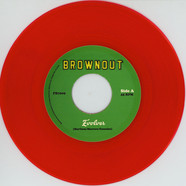 Brownout - Evolver / Things You Say Red Vinyl Edition