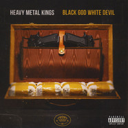 Heavy Metal Kings (Ill Bill & Vinnie Paz) - Black God White Devil Colored Vinyl Edition