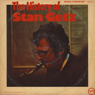 Stan Getz - The History Of Stan Getz