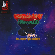 Parliament Funkadelic - Live… Madison Square Garden 1977 Blue Vinyl Edition