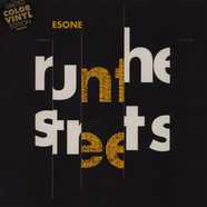 Esone - Run The Streets EP Clear Vinyl Edition
