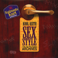 Kool Keith - Sex Style: The Un-Released Archives 10th Anniversary Colored Vinyl Edition