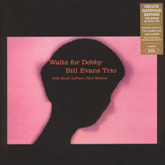 Bill Evans Trio - Waltz For Debby Gatefold Sleeve Edition