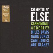 Cannonball Adderley - Somethin' Else Gatefold Sleeve Edition