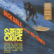 Dick Dale & His Del-tTones - Surfer's Choice Gatefold Sleeve Edition