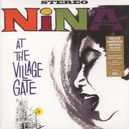 Nina Simone - At The Village Gate Gatefold Sleeve Edition