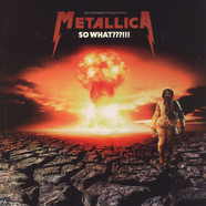 Metallica - So What???!! - Live Broadcast Woodstock 1994 Clear Vinyl Edition