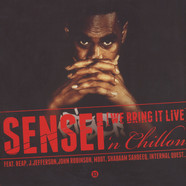 El Da Sensei 'N Chillow - We Bring It Live Red Vinyl Edition