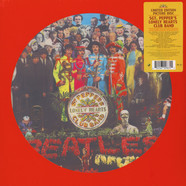 Beatles, The - Sgt. Pepper's Lonely Hearts Club Band 2017 Stereo Mix Picture Disc Edition