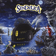 Sendelica - Cromlech Chronicles II Colored Vinyl Edition B